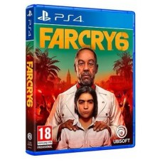 SONY-PS4-J FARCRY6