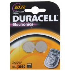 PILAS DURACELL DL2032 PACK 2