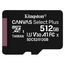 MEMORIA KINGSTONICROSD SDCS2 512GB