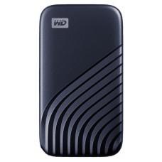DISCO DURO EXTERNO WESTERN DIGITAL SSD MYPASS 1TB BL