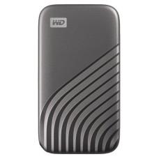 DISCO DURO EXTERNO WESTERN DIGITAL SSD MYPASS 1TB GY