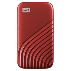 DISCO DURO EXTERNO WESTERN DIGITAL SSD MYPASS 500GB RD