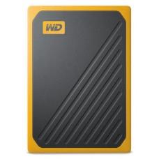 DISCO DURO EXTERNO WESTERN DIGITAL SSD MYPASS GO 1TB YL